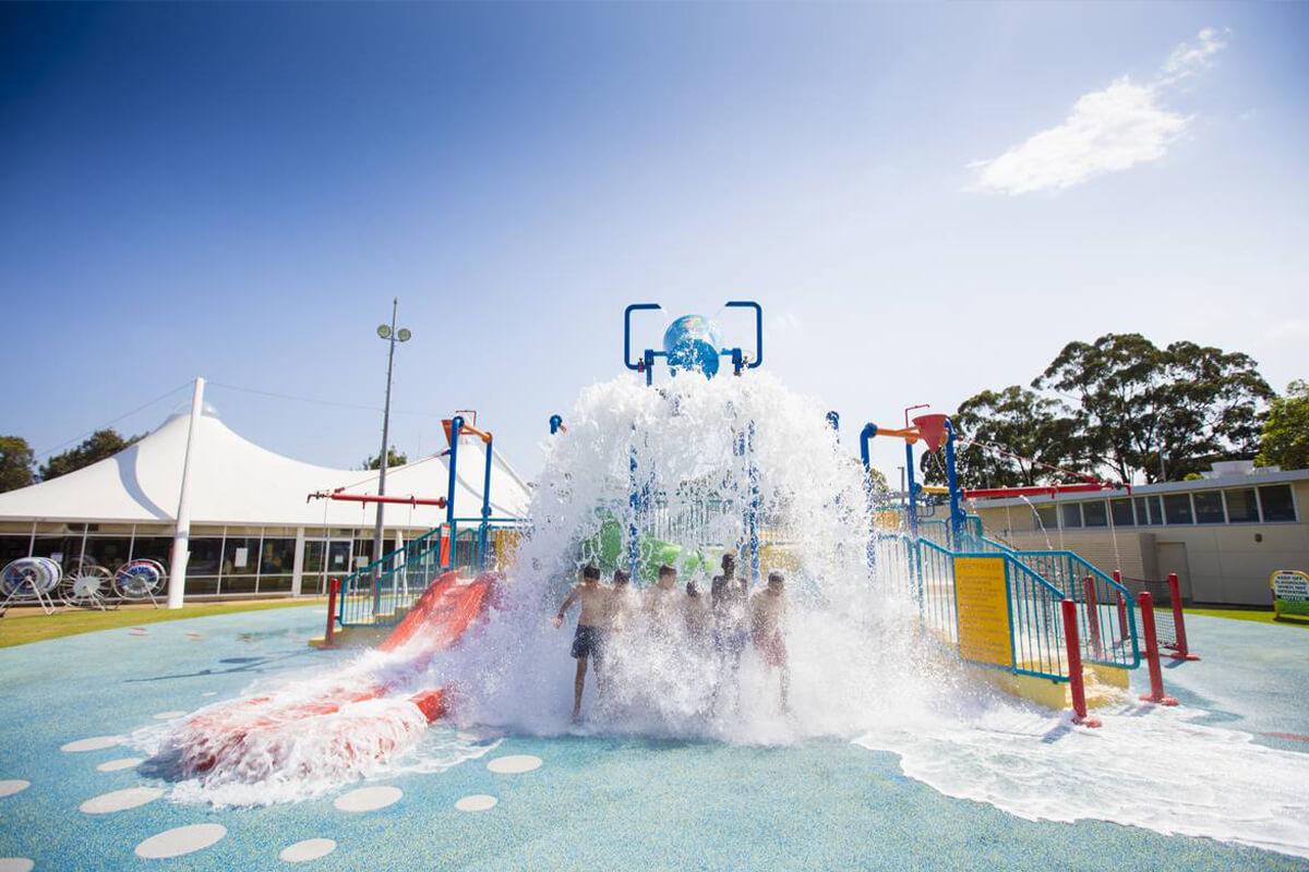aquatopia gallery 2 - Learn to Swim